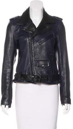 Each X Other Textured Biker Jacket