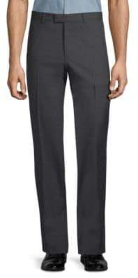 Theory Marlo Stretch Wool Trousers