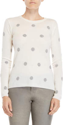 Qi Polka Dot Sweater