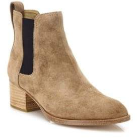 Rag & Bone Walker Suede Chelsea Booties