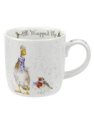 Portmeirion Wrendale All Wrapped Up (Duck) Mug