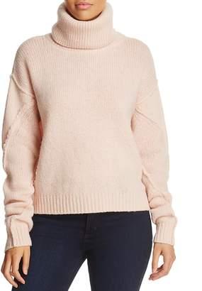Tory Burch Eva Detachable Turtleneck Sweater