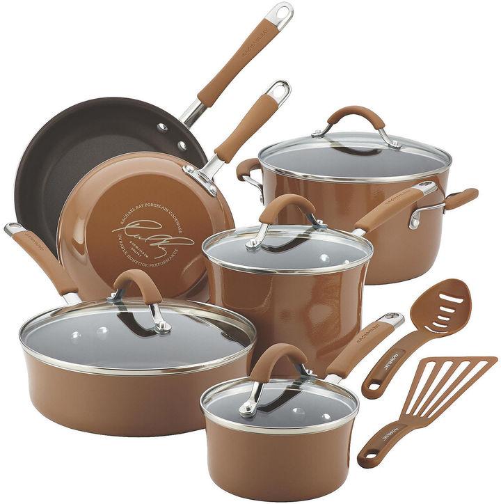 Rachael Ray Cucina 12-pc. Cookware Set