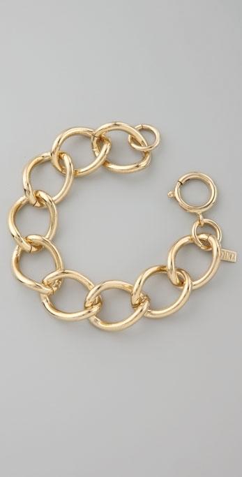 Adina Reyter DINZ by Adina Reyter Large Oval Bracelet
