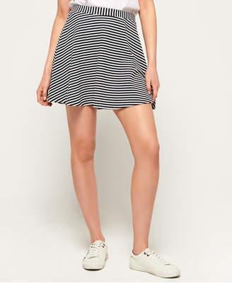 Superdry Rydell Stripe Skirt