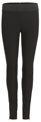 Stella McCartney Stella McCartney Cotton-blend trousers