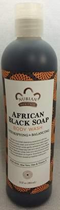 Nubian Heritage Body Wash