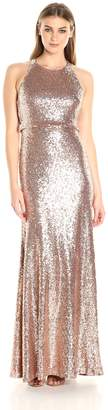 Jenny Yoo Women's Sloane Sequin Gown