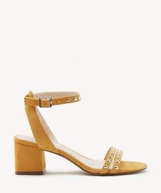 Sole Society Hezzter Peep Toe Cutout Sandal