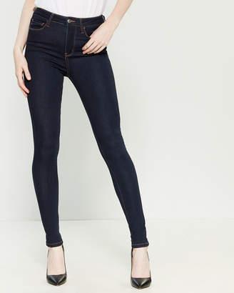 Vervet Ultra High-Rise Skinny Jeans