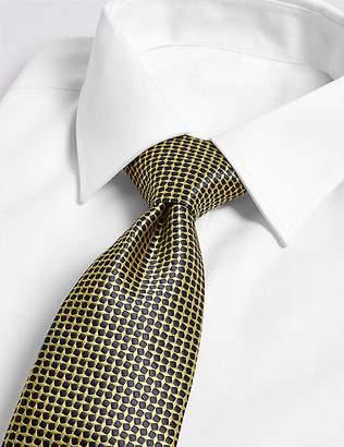Marks and Spencer Mini Geometric Tie & Cufflink Set