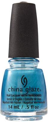 China Glaze Shades of Paradise Nail Lacquer Mer-Made For Bluer Waters