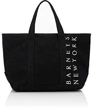 Barneys New York Women's Logo Tote Bag - Black