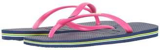Havaianas Slim Brazil Flip-Flops Women's Sandals