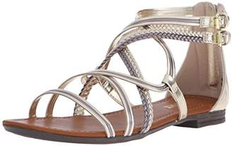 Report Women's Georgya Flat Sandal $34.84 thestylecure.com