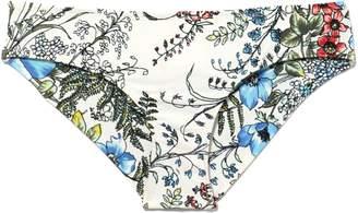 Vince Camuto Floral-print Bikini Bottom
