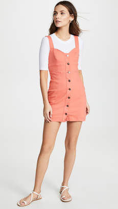 MinkPink Chasing Sunrise Denim Dress