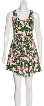 Joie Linen & Silk Mini Dreess w/ Tags