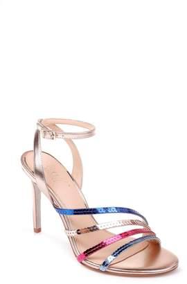 Badgley Mischka Devonee Sequin Sandal
