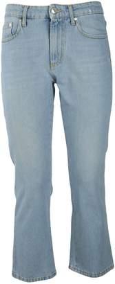 MSGM Classic Logo Jeans