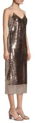 Sachin + Babi Dolly Sequin Slip Dress