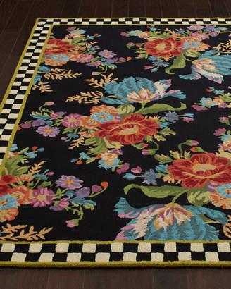 Mackenzie Childs Flower Market Rug, 9' x 12'