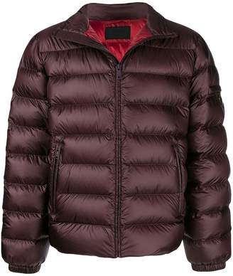 Prada standing collar down jacket