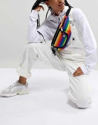 Hype rainbow fanny pack