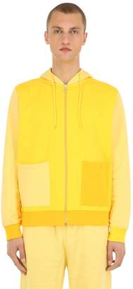 Jacquemus Le Sweat Soleil Cotton Zip-up Hoodie