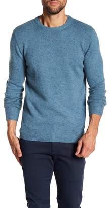 Scotch & Soda Marled Knit Crew Neck Sweater