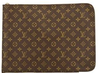 Louis Vuitton Monogram Poche Documents Briefcase (4072004)