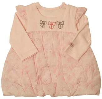 DIZZY DAISY Baby Girl's Pretty Bows Top and Pinafore 3-6 Months