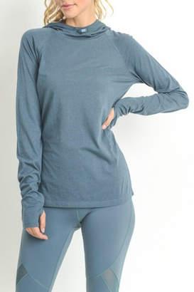 Mono B Hooded Long Sleeve