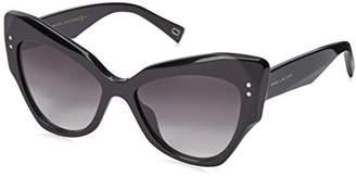 Marc Jacobs Women's Marc116s Cateye Sunglasses 52 mm