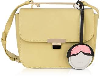 Furla Cedro Leather Elisir Mini Crossbody Bag