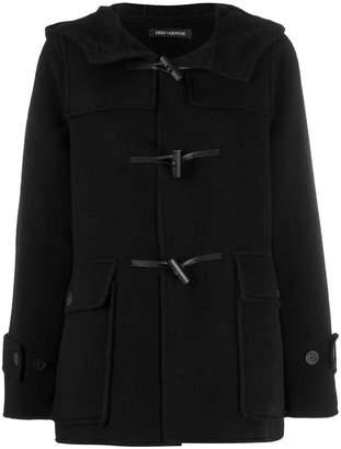 Iris von Arnim hooded duffle coat