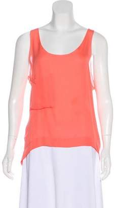 Naven Sleeveless High-Low Top