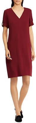 Lauren Ralph Lauren Varintra Short-Sleeve Casual Dress