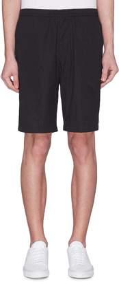 Theory 'Dekro' reflective print shorts