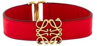 Loewe Anagram Belt Bracelet