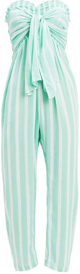 Coolchange Edith Stripe Jumpsuit