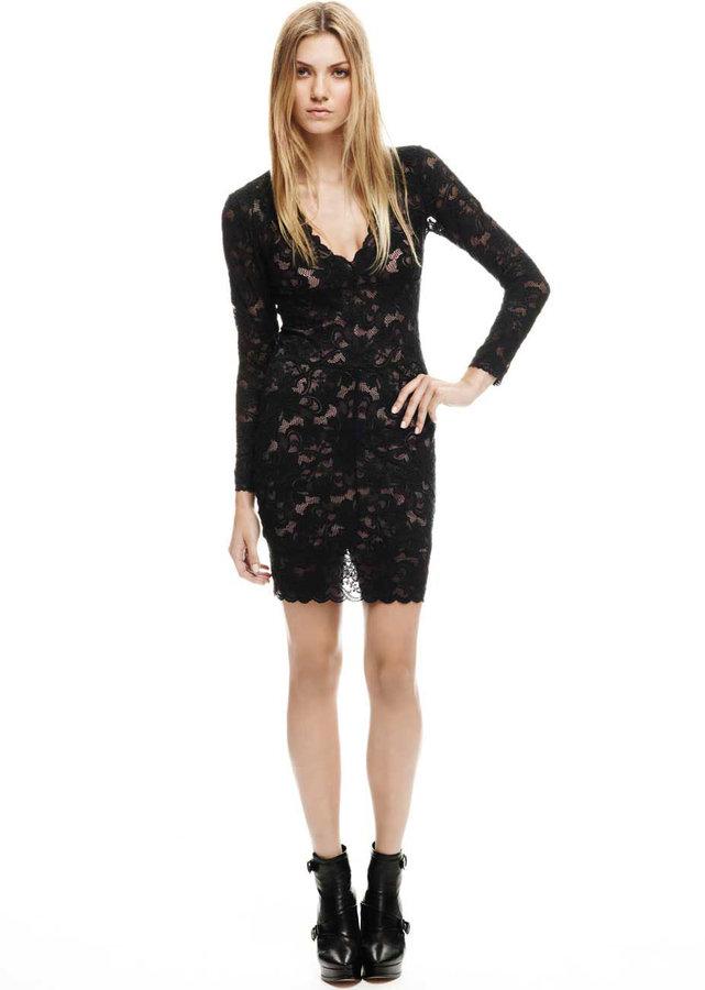 Kate Multi Lace Dress