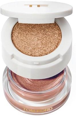 Tom Ford Cream & Powder Eye Color - Golden Peach $62 thestylecure.com