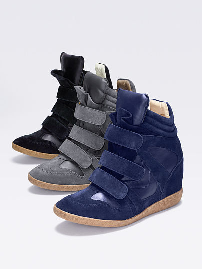 Steve Madden Highlite Wedge Sneaker