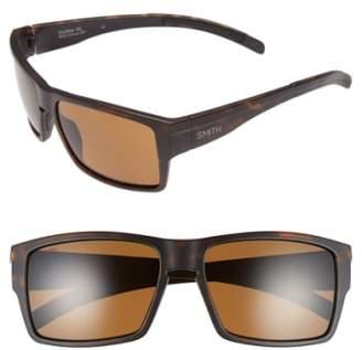 Smith 'Outlier XL' 56mm Polarized Sunglasses