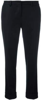 Boglioli tailored cropped trousers