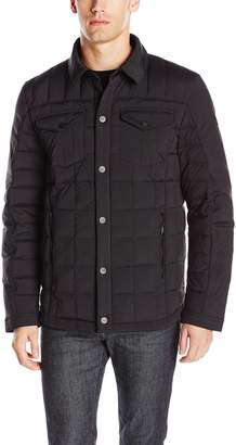 Tumi Men's Helium Stretch Shirt Jacket
