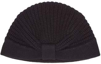 Fendi cashmere knitted hat