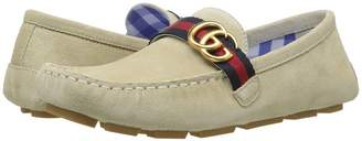 Gucci Kids Noel Driving Boys Shoes
