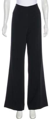 Alberta Ferretti High-Rise Wide-Leg Pants
